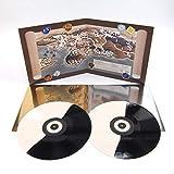 Braxton Burks: Johto Legends - Music From Pokemon Gold & Silver Vinyl 2LP - Split Colored Vinyl