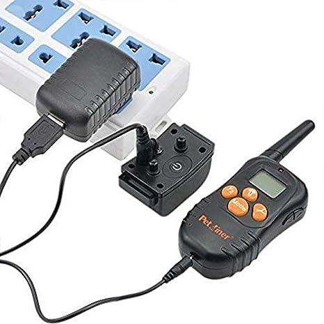 Collar Adiestramiento PET 998 N1 Vibración + sonido 300 Metros Batería recargable: Amazon.es: Productos para mascotas