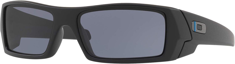 Oakley GASCAN OO9014 Sunglasses For Men + Accessories Bundle