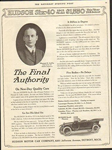 Review 1915 Kissel Kar Touring