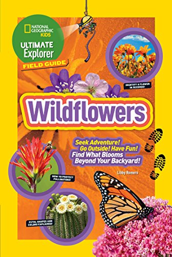 Ultimate Explorer Field Guide: Wildflowers
