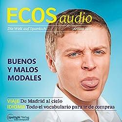 ECOS audio - Buenos y malos modales. 1/2017