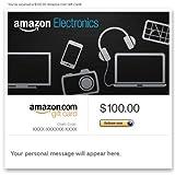 Amazon eGift Card - Amazon Electronics