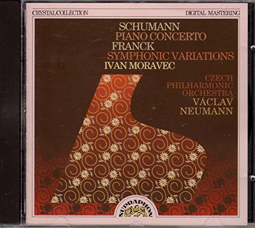 Schumann: Piano Concerto; Franck: Symphonic Variations (Cesar Franck Symphonic Variations For Piano And Orchestra)