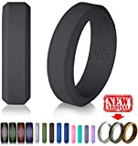 Knot Theory Silicone Wedding Ringx2605;6mm Band for Superior Review and Comparison