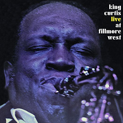Live at Fillmore Qwest by Curtis, King