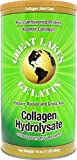 #7: Great Lakes Gelatin, Certified Paleo Friendly, Keto Certified, Collagen Hydrolysate, Peptides, Pasture-Raised Grass-Fed, Non GMO, 16 oz, Frustration Free Packaging