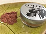 JANECKA Mineral Blush - Fossil Coral - Handcrafted Make Up