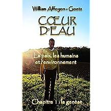 Coeur d'eau : La paix, les humains et l'environnement: Chapitre 1 : la genèse (French Edition)