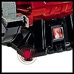 Einhell-Levigatrice-a-Nastro-da-Banco-Tc-Us-350-350-Watt-Funzione-Abrasione-con-NastroDisco-Carter-di-Protezione-Disco-Abrasivo-Grana-GrossaNastro-Abrasivo-Inclusi