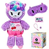 Pikmi Pops Giant Pajama Llama - Gemmi Jamma - Scented Stuffed Animal Plush Toy in Popcorn Box