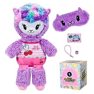 Pikmi Pops Giant Pajama Llama - Gemmi Jamma - Scented Stuffed Animal Plush Toy in Popcorn Box