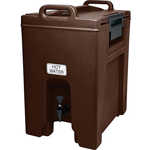 Ultra Camtainer Beverage Carrier (TableTop King UC1000131 Dark Brown Ultra Camtainer 10.5 Gallon Insulated Beverage Dispenser)