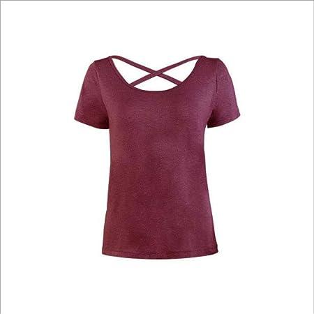 LDDOTR Camisetas sin Mangas de Entrenamiento para Mujeres ...