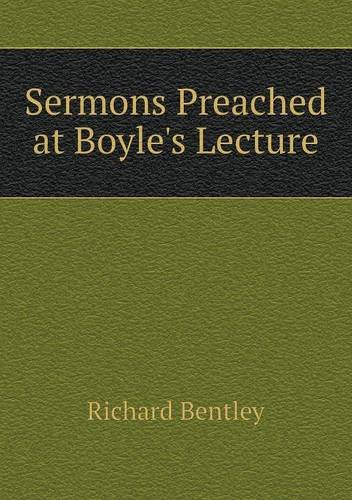 Download Sermons Preached at Boyle's Lecture pdf epub