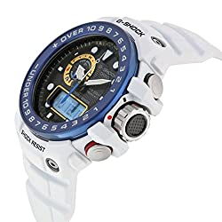 G-Shock Men's GWN-1000E White Watch