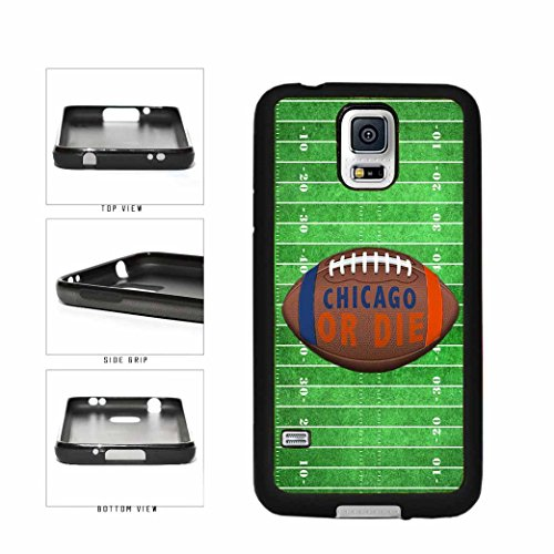 chicago-or-die-football-field-tpu-rubber-silicone-phone-case-back-cover-samsung-galaxy-s5-i9600-come