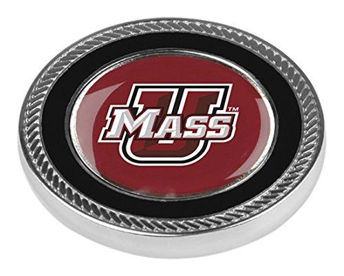 NCAA Massachusetts Minutemen - Challenge Coin / 2 Ball Markers
