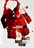 Criterion Collection: Don't Look Now [DVD] [1973] [Region 1] [US Import] [NTSC]