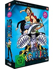 One Piece - Box 2: Season 1 (Episoden 31-61) [6 DVDs]