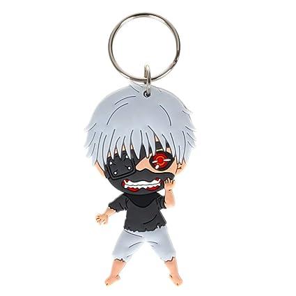 CoolChange Llavero de Tokyo Ghoul con Figura Chibi de Ken ...