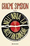 Book Cover for Nell'aria la nostra canzone (Italian Edition)
