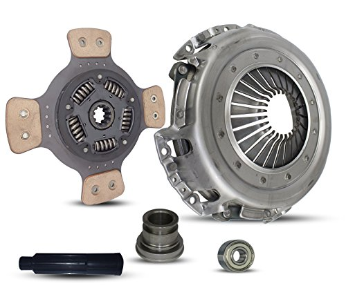 Clutch Kit Works With Chevy Gmc Truck Kodiak Topkick C40 C50 C60 C70 C6500 C7500 1999-2001 7.2L L6 DIESEL Turbo 7.4L V8 GAS OHV Naturally Aspirated (Premium Clutch Kit Works With 3116 Cat Diesel;)