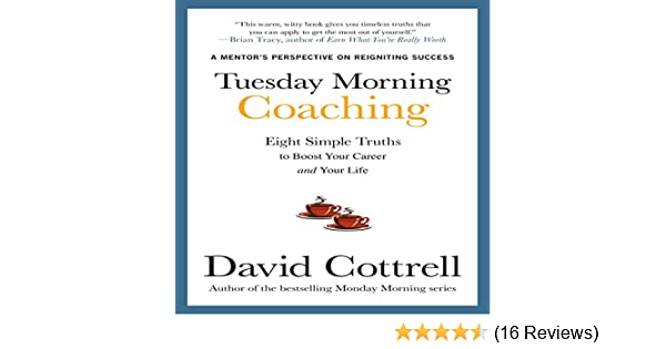 Amazon Tuesday Morning Coaching Eight Simple Truths To Boost