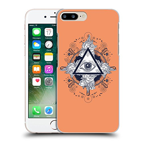 GoGoMobile Coque de Protection TPU Silicone Case pour // Q08530607 Religion 17 Mandarine // Apple iPhone 7 PLUS