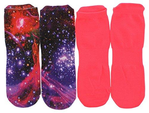 Sof Sole Pink Socks - 9