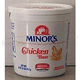 Nestle Minors Chicken Base, 1 Pound - 6 per case.