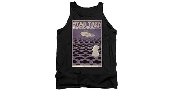 Mens TOS Episode 55 Tank Top DressCode Star Trek