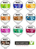 Best Decaf K Cups - Maud's Decaf Coffee Variety Pack, 80ct. Recyclable Single Review