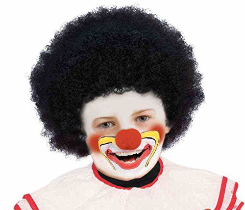 Afro Wigs For Kids (Forum Child Black Afro Wig, Black)