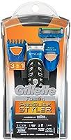 Gillette Fusion Proglide Styler Máquina Afeitadora + 1 Cartucho Para Afeitar 1 Kit