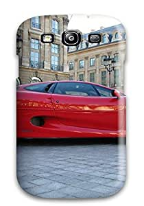 Sanp On Case Cover Protector For Galaxy S3 (jaguar Xj220 34)