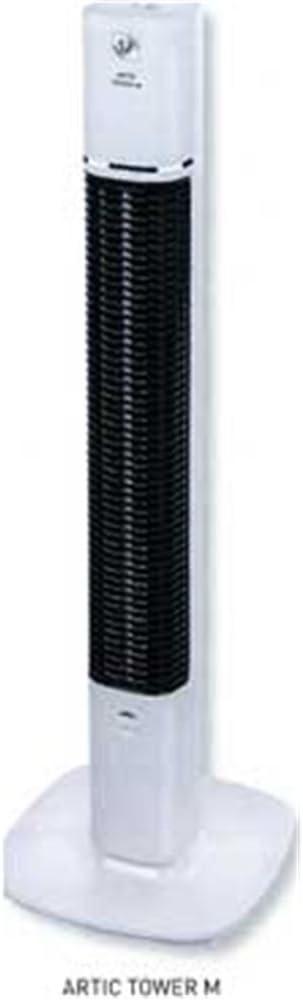 Soler & Palau Artic Tower M - Ventilador (Color Blanco, 30W, 230V, 50Hz, 1.5m)