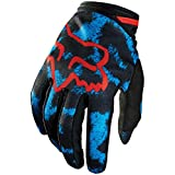 Fox Racing Dirtpaw 2015 Womens MX/Offroad Gloves Blue/Red XL