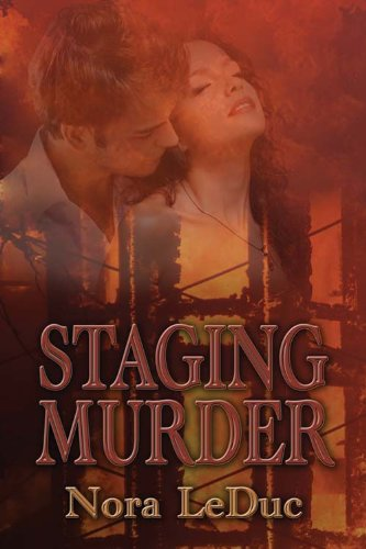 Book: Staging Murder by Nora LeDuc