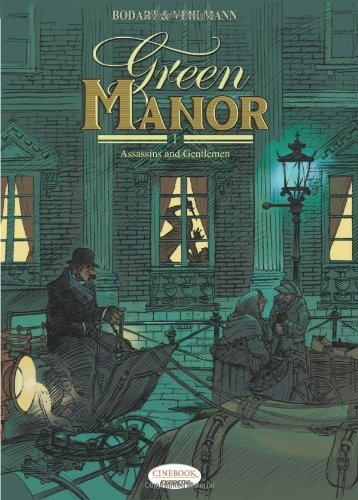 Green Manor Part I: Assassins and Gentleman (Expresso Collection) (v. 1)