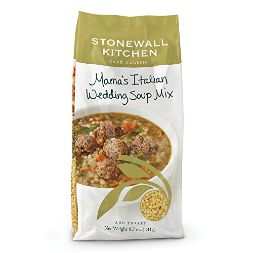 Stonewall Kitchen Mama's Italian Wedding Soup (Italian Wedding Soup Mix)