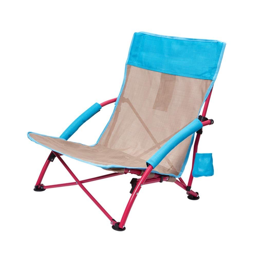 CATRP ブランド キャンプ 折りたたみ 椅子 カップホルダー付き コンパクト ポータブル アウトドア 釣り 旅行する ビーチ 座席   B07PMJXNX7