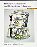 Strategic Management and Competitive Advantage: Concepts and Cases (5th Edition)