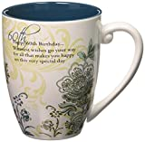 Mark My Words 66124 60th Birthday 20-Ounce Mug, Pavilion Gift, 4-3/4-Inch