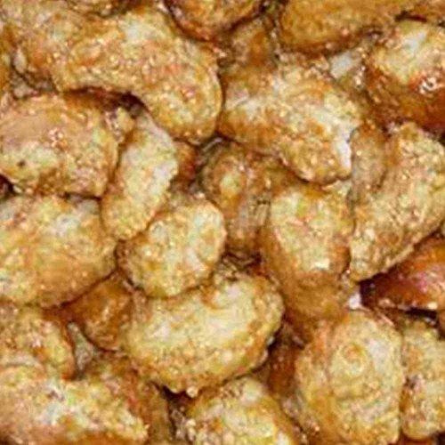 Butter Toffee Cashews 1LB Bag (Butter Toffee Cashews)