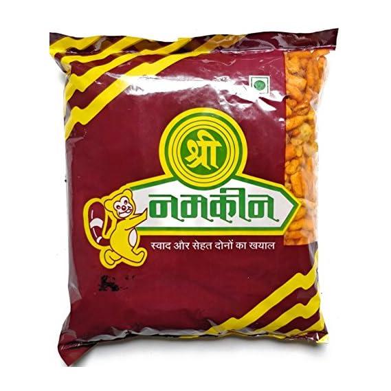 Shree Namkeen Charkha Mixture - Spicy Namkeen - 400gm.
