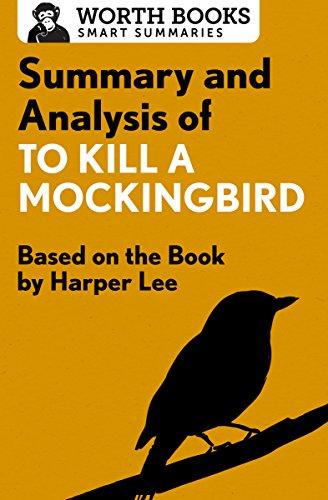 Amazon Summary And Analysis Of To Kill A Mockingbird Based On