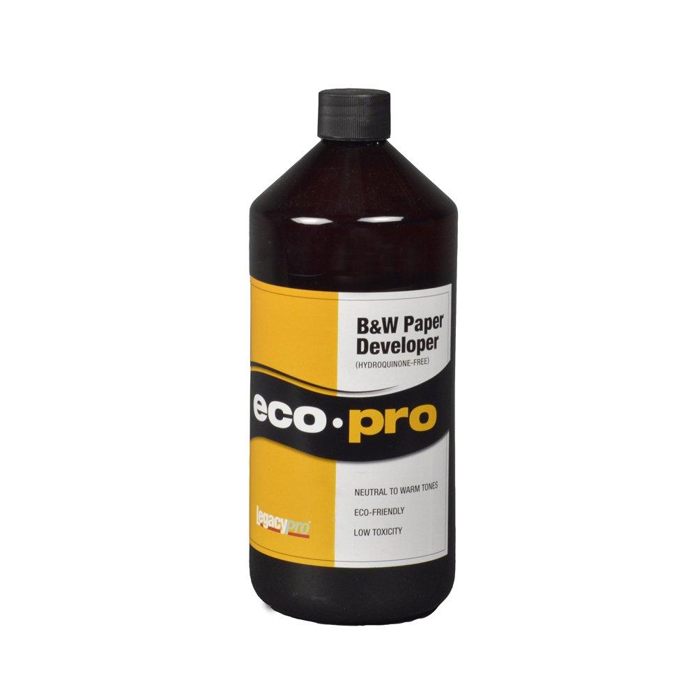 LegacyPro EcoPro Black & White Paper Developer, 1 Quart (Makes 2.5 - 3.75 Gallons) 1231036