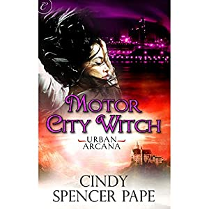 Motor City Witch Audiobook