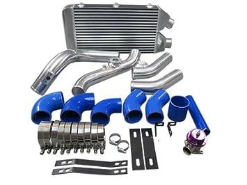 Intercooler ribete BOV Kit para 2010 + Kia Optima 2.0T Turbo: Amazon.es: Coche y moto